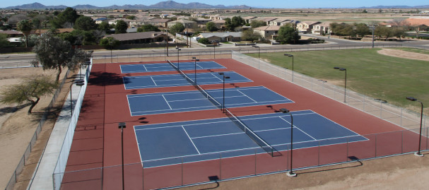 COOLIDGE HS TENNIS COURTS 201