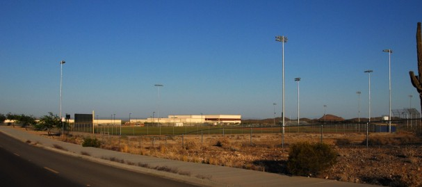 San Tan Foothills Baseball field lighting (NEED TO CROP)
