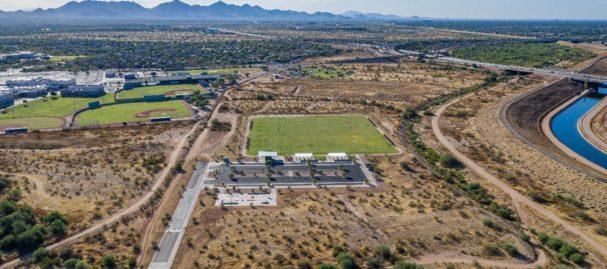 Pinnacle Soccer Park re
